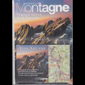 Meridiani Montagne - Viaggio sulle Alpi Apuane - n. 42 - semestrale - 1/9/2020