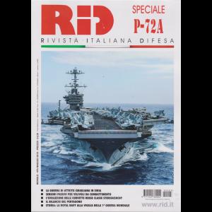 Rid - n. 5 - mensile - maggio 2019 - Speciale P-72 A