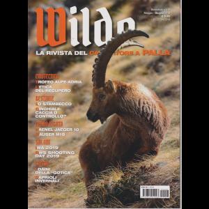 Wilde - n. 8 - bimestrale - maggio - giugno 2019 -