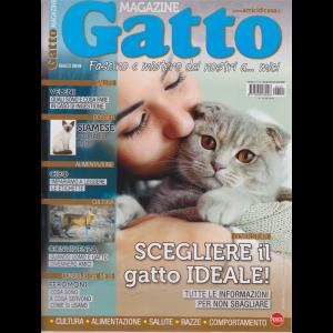 Gatto Magazine - n. 122 - mensile - marzo 2019 -