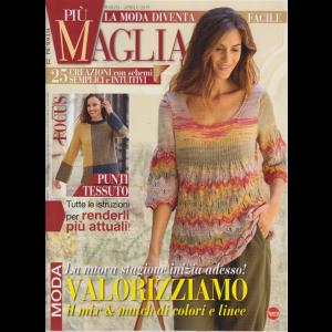 Piu' Maglia - n. 11 - bimestrale - marzo - aprile 2019 -