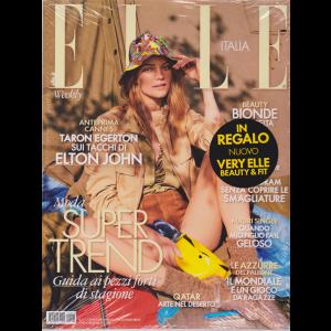 Elle + Very Elle beauty & fit - n. 17 - 11/5/2019 - settimanale - 2 riviste
