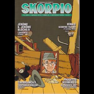 Skorpio - n. 2200 - 2 maggio 2019 - settimanale di fumetti