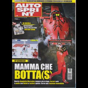 Autosprint -n. 18 - settimanale - 30 aprile - 6 maggio 2019 -