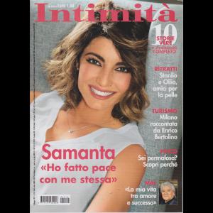 Intimita' - S. Togni - n. 18 - 8 maggio 2019 - settimanale