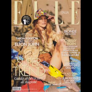 Elle -n. 17 - 11/5/2019 - settimanale