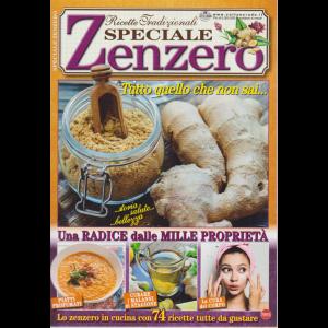 Ricette Tradizionali - Speciale zenzero - n. 7 - bimestrale - maggio - giugno 2019 -