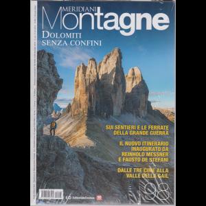 Meridiani Montagne - Dolomiti Senza Confini - n. 98 - bimestrale - maggio 2019 - + allegato
