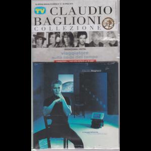 Gli speciali musicali di Sorrisi n. 13 - 30 aprile 2019 - Claudio Baglioni collezione - Viaggiatore sulla coda del tempo - libretto + 13° cd