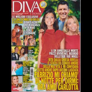 Diva E Donna  - N. 18 - 7 maggio 2019 - settimanale  femminile -