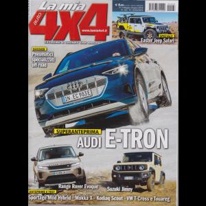 La Mia Auto 4X4 - n. 3 - magio - giugno 2019 - bimestrale -