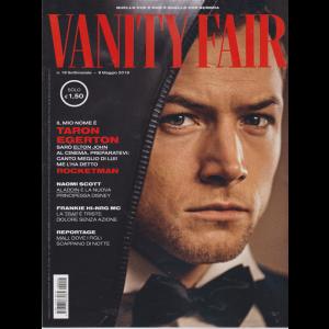 Vanity Fair  - n. 18 - settimanale - 8 maggio 2019 -