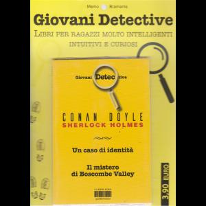 Memo Bramante - Giovani Detective - n. 14 - bimestrale - 20/4/2019 - Un caso di identità - Il mistero di Boscombe Valley