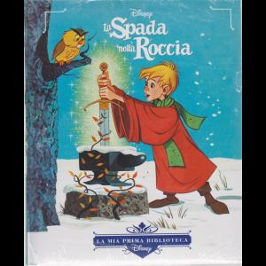 La mia prima biblioteca Disney - La spada nella roccia - n. 5 - settimanale