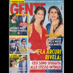 Gente - n. 18 - 11/5/2019 - settimanale
