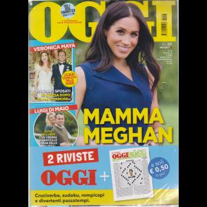 Oggi + Oggi enigmistica - n. 18 - 9/5/2019 - settimanale - 2 riviste