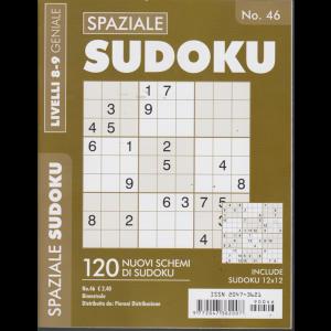 Spaziale Sudoku - livelli 8-9 geniale - n. 46 - bimestrale - 120 nuovi schemi di sudoku