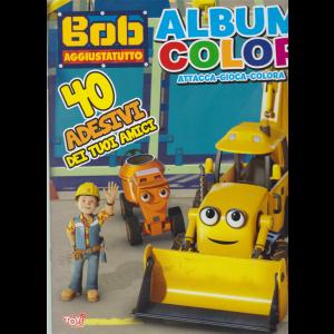 Bob aggiustatutto - album color - n. 46 - bimestrale - 24 aprile 2019 -