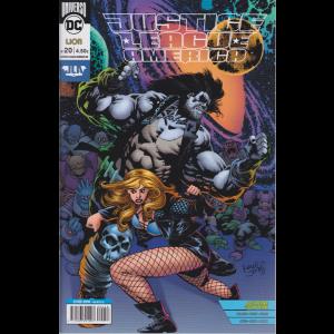 Justice League America - n. 20 - 21 dicembre 2018 - mensile