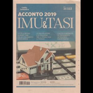 Guida Operativa - Acconto Imu E Tasi - n. 2 - maggio 2019 - mensile