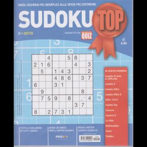 Sudoku Top - n. 2 - trimestrale - maggio - luglio 2019