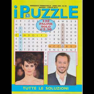 I Puzzle - n. 50 - trimestrale - maggio - luglio 2019 - 132 pagine