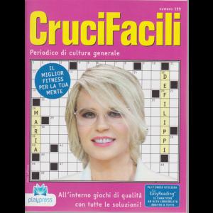 Crucifacili - n. 199 - bimestrale - 29/4/2019 - Maria De Filippi