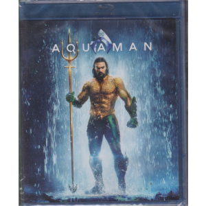 I Blu Ray Di Sorrisi - Aquaman - maggio 2019 - n. 4 - settimanale