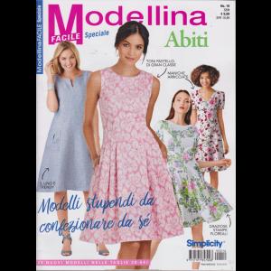 Modellina Facile Speciale- Abiti - n. 16 - semestrale - 3/5/2019