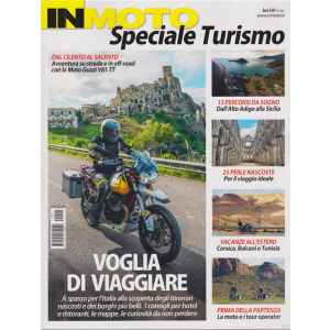 In Moto Speciale Turismo 2019 - 4 maggio 2019 -