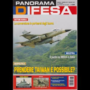 Panorama Difesa  -n. 385 - mensile - maggio 2019 -