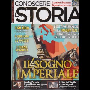 Conoscere La Storia - n. 52 - bimestrale - maggio - giugno 2019 -