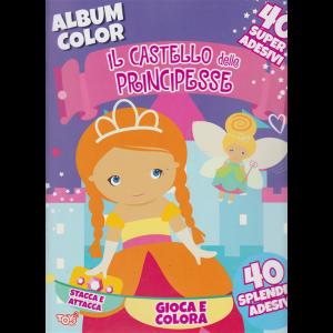 Toys2 Color & Sticker - Il Castello Delle Principesse - n. 38 - bimestrale - 24 aprile 2019 -