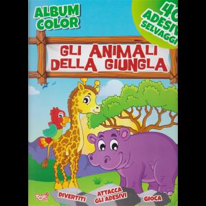 Toys2 Gold - Gli Animali Della Giungla - album color - n. 45 - bimestrale - 24 aprile 2019 -