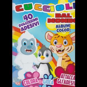 Toys2 Giochi E Colori - I Cuccioli dal mondo - n. 36 - bimestrale - 24 aprile 2019 - album color