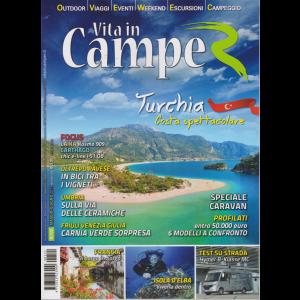 Vita In Camper - n. 122 - maggio - giugno 2019 - bimestrale