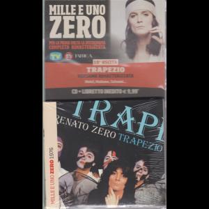 Cd Musicali Di Sorrisi - n. 19 - Mille e uno Zero - uscita - n. 19 - Trapezio - cd + libretto - settimanale - maggio 2019 -