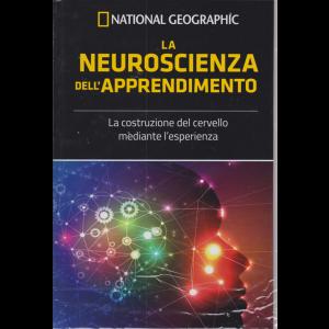 National Geographic - I grandi segreti del cervello - La neuroscienza dell'apprendimento - n- 8 - settimanale - 3/5/2019 - copertina rigida