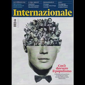 Internazionale - n. 1294 - 15/21 febbraio 2019 - settimanale