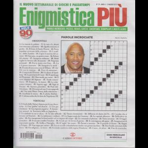 Enigmistica Piu' - n. 19 - 15 maggio 2019 - settimanale