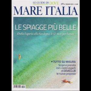 Le guide di Dove - Mare Italia - n. 1 - maggio 2019 - trimestrale