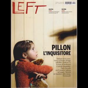 Left Avvenimenti - n. 7 - 15 febbraio - 21 febbraio 2019 - settimanale
