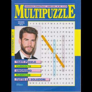Multi Puzzle - n. 99 - trimestrale - giugno - agosto 2019 -