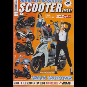 Guida all'acquisto  Maxiscooter - & Maxi - n. 1 - maggio - giugno - 2019 - annuario