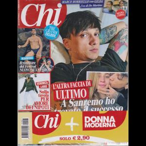 Chi+Donna Moderna -n. 7 - settimanale - 13 febbraio 2019 - 2 riviste