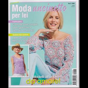 Moda Uncinetto Per Lei - n. 6 - bimestrale - 9/5/2019