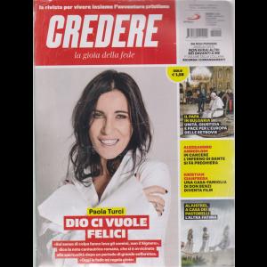 Credere - La Gioia Della Fede - n. 19 - settimanale - 12 maggio 2019 -