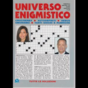 Universo Enigmistico - n. 84 - trimestrale - giugno - agosto 2019 -