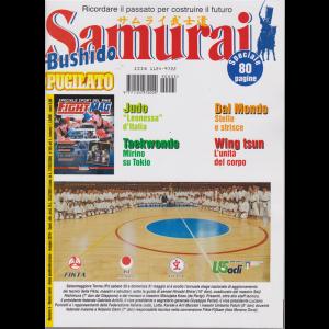 Samurai - Bushido - Pugilato - n. 5 - maggio 2019 - speciale 80 pagine