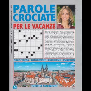 Parole Crociate Per - Le Vacanze - n. 241 - trimestrale - giugno - agosto 2019 -
